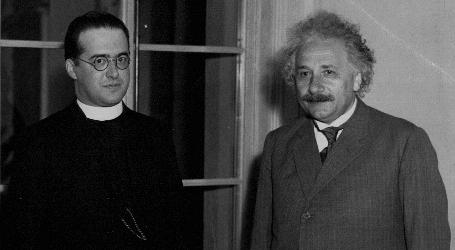 Lamaitre and Einstein